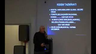 KIDEM TAZMİNATI EĞİTİM TOPLANTISI 2. GRUP - 27.11.2013