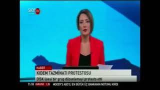 KOCAELİ KIDEM TAZMİNATI YÜRÜYÜŞÜ - 18.11.2013