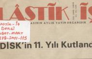 DERGİ ARŞİVİ (1978-2015)