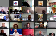 INDUSTRIALL EUROPEAN TRADE UNION EXECUTIVE COMMITTEE MEETING HELD ONLINE