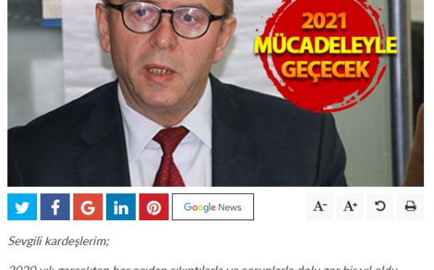 BASINDA LASTİK-İŞ – OCAK 2021