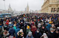 RUSYA'DA NAVALNY PROTESTOLARI