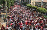 MYANMAR'DA ASKERİ DARBE PROTESTOLARINDA 18 ÖLÜM