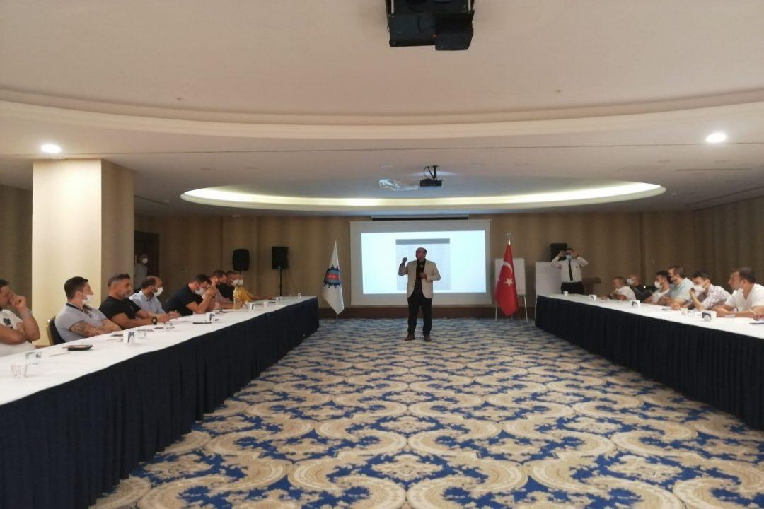 İSTANBUL BRANCH REPRESENTATIVES BOARD MEETING